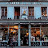 Apéritif littéraire au café CHEZ MOREL à LILLE