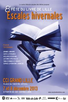 Télécharger le programme 2013 de la Fête du livre de Lille