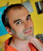 Eric Pessan en résidence littéraire avec Escales des lettres