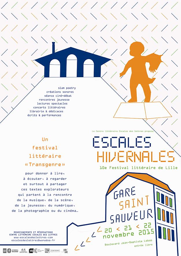 Télécharger le programme 2015 du Festival littéraire de Lille