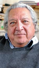 Luis Mizon en résidence littéraire avec Escales des lettres